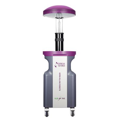 Pulsed Xenon UV Germ-killing Robots Pulsein-D