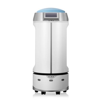 Pulsed Xenon UV Germ-killing Robots Aistrike