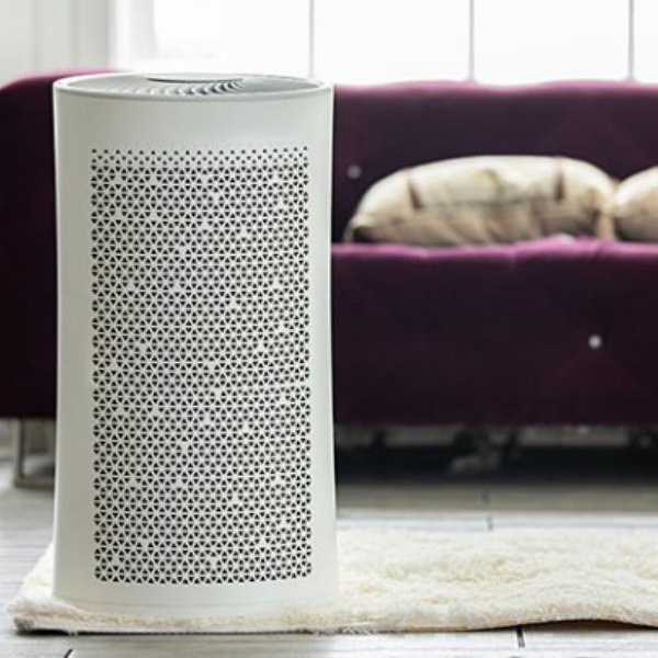 Can I use UV air sanitizer that is common in rooms with a smaller area?